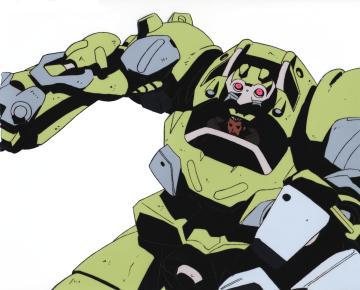Armore Shrike Blue Gender