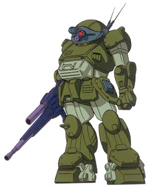 Votoms Scope Dog