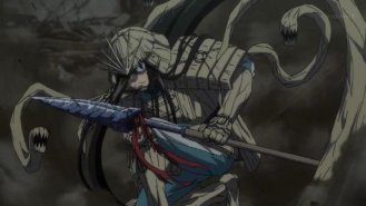 Ushio and Tora: Beast Spear and Demon abilties