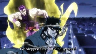 JoJo's Bizarre Adventure Stand Abilities