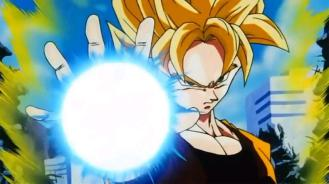 DBZ Energy Blasts and Power Ups