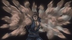 Fist of the North Star martial arts
