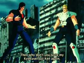FotNS: Kenshiro vs Souther