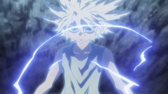 Hunter X Hunter Nen Abilties