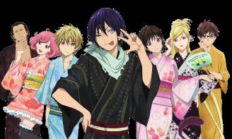 Noragami Crew