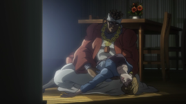 Stardust Crusaders: Holy is going to die in 30 days