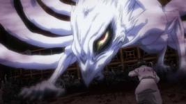 Ushio and Tora: Ushio vs Hakumen