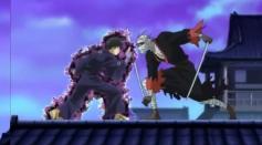 yoshimori vs Kaguro