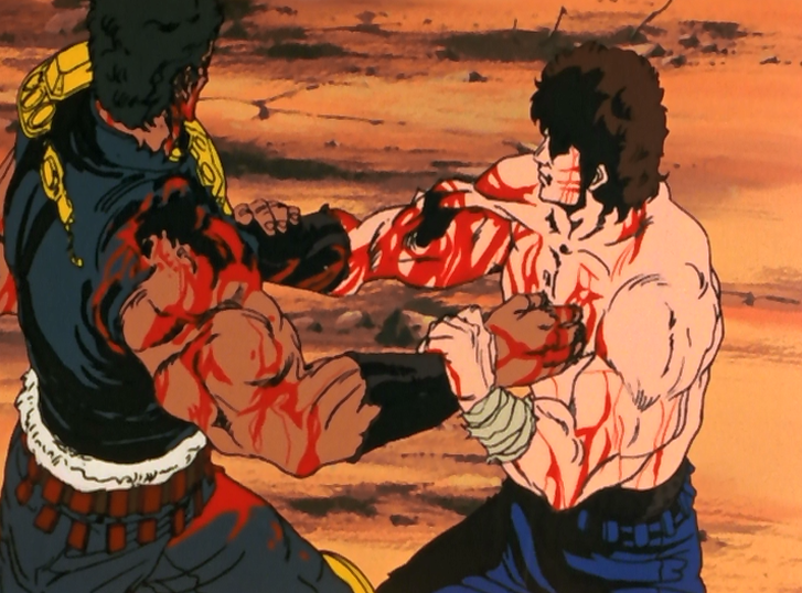 Fist of the North Star fight.png