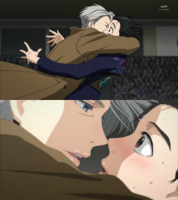 yuri on ice kiss.jpg