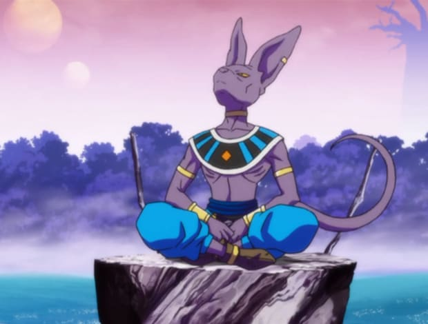 What Lord Beerus Represents A First Reaction Of Dbs Mechanical