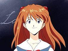 Neon Genesis Evangelion: Asuka