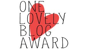 one-lovely-blogger-award