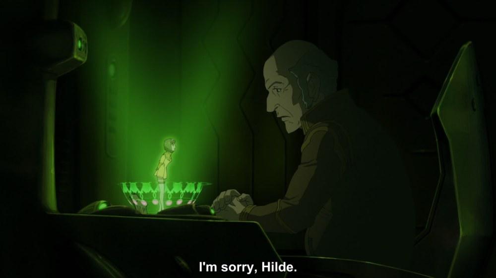 Yamato 2199 Episode 8 Schultz