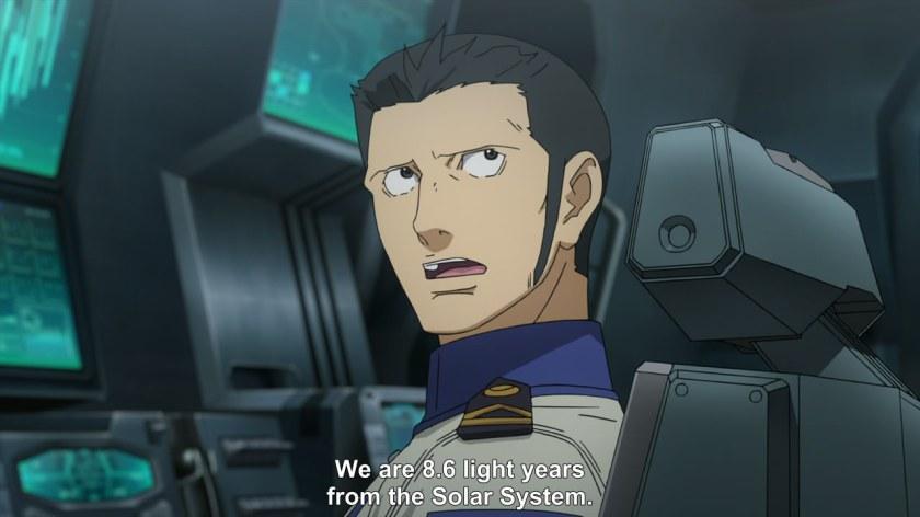 Yamato episode 8 8 light years