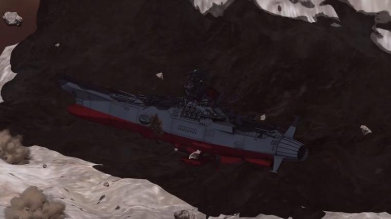 Episode 13 Asteroid Hiding