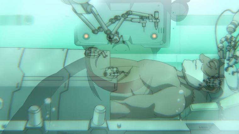 Episode 13 Okita Surgery