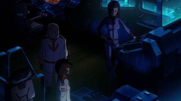 Episode 13 Yamato Conflict
