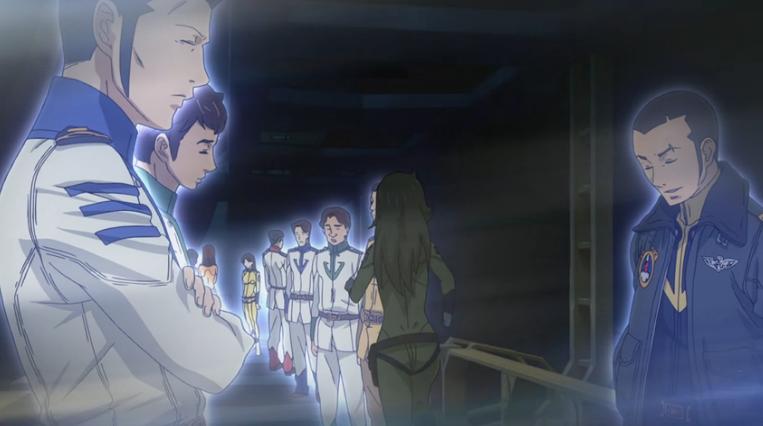 Episode 14 Crew in Stasis