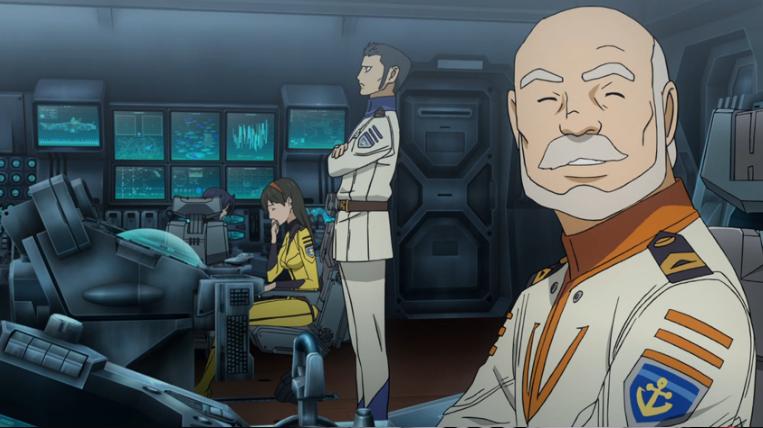 Episode 14 Crew Reaction