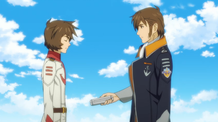 Episode 14 Kodai and Mamoru