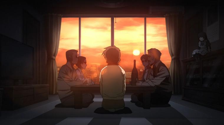 Episode 14 Kodai's Past