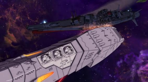 Episode 15 Leader Ship Confrontation
