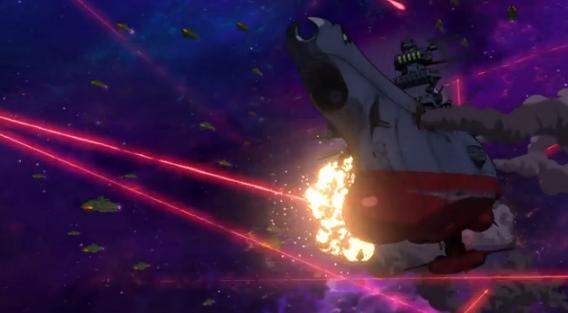 Episode 15 Yamato Over Whelmed