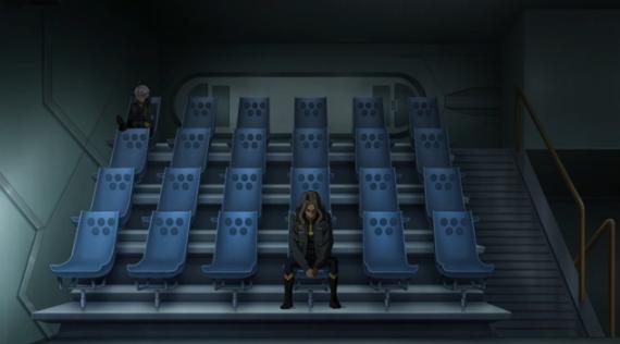 Episode 18 Shinohara and Akira