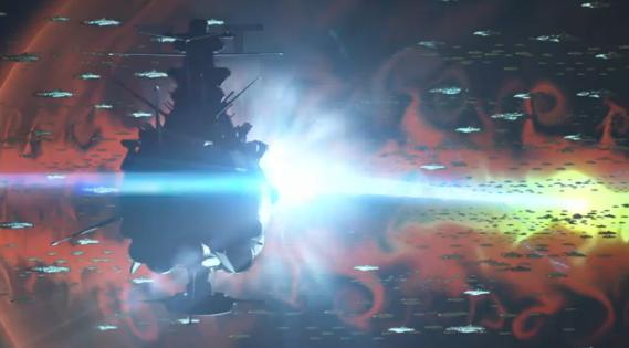 Episode 18 Wave Motion Cannon