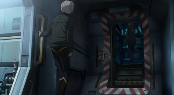 Episode 19 Akira and Shinohara