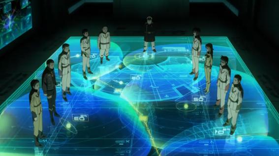 Episode 19 Crew Planning