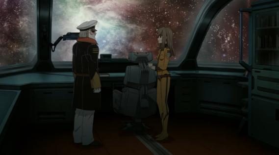 Episode 19 Okita and Yurisha