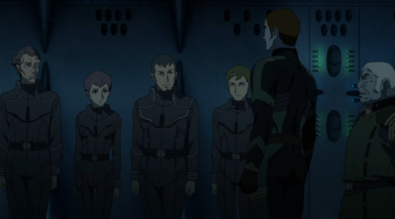 Episode 19 Second Class Gamilans