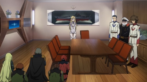 Episode 22 Negotiations