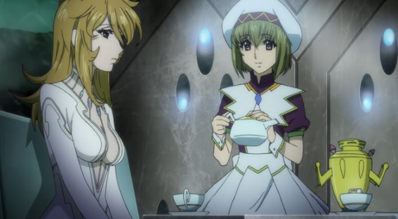 Episode 22 Yuki Interogation