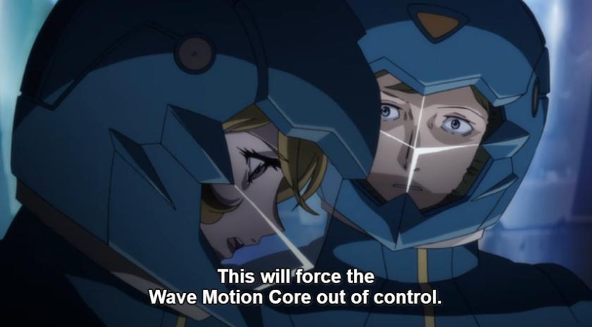 Episode 23 Wave Motion Control Destroy