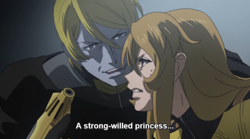 Episode 25 Desler Captures Yuki