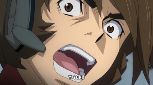 Episode 25 Kodai Face