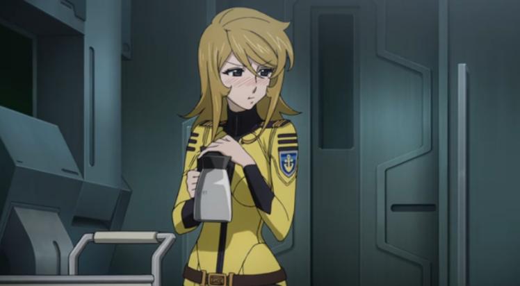 Episode 25 Yuki Face