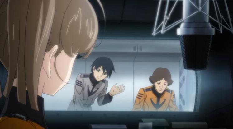Episode 25 Yuria Microphone