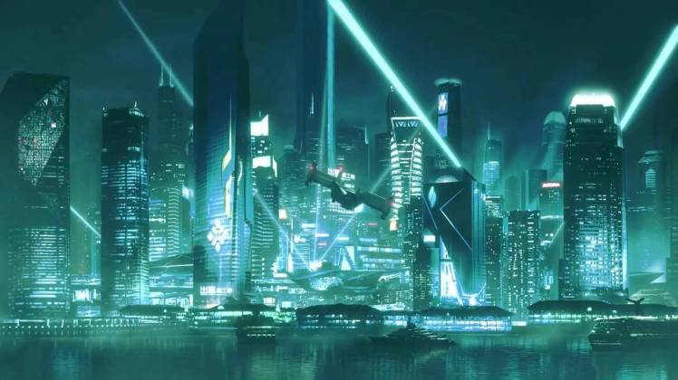 stand alone complex city