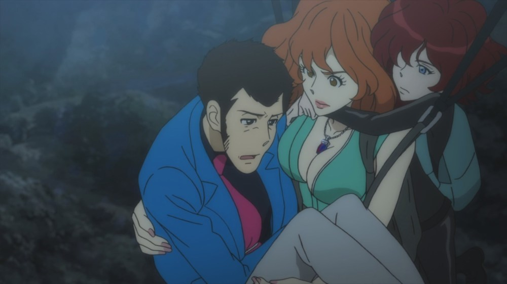 fujiko lupin and ami