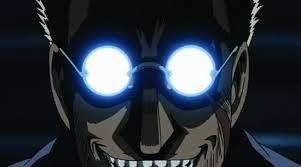 hellsing ultimate glasses