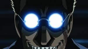 hellsing ultimate glasses