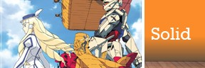 Mechanical Anime Reviews - Solid