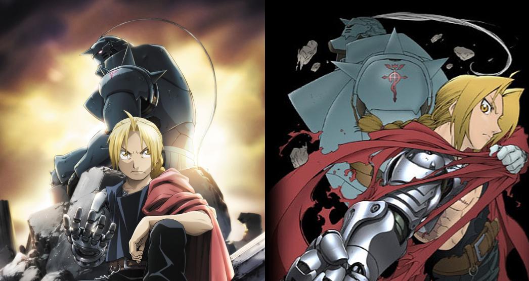 Fullmetal Alchemiste tuvo una adaptacion al anime con historia original, al igual que knights of Sidonia