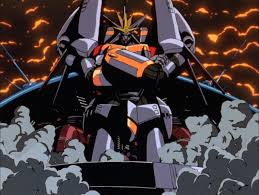 Anno August Aim For The Top Gunbuster The Movie An Ok Shell Of A Good Series Mechanical Anime Reviews