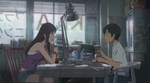 Weathering With You Tokyo Streets And A Sunshine Girl Mechanical Anime Reviews