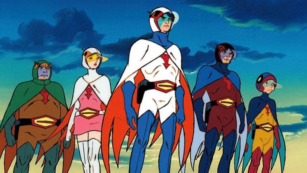 Morning Ninja Team Gatchaman - 475 episodes ( Ended )
